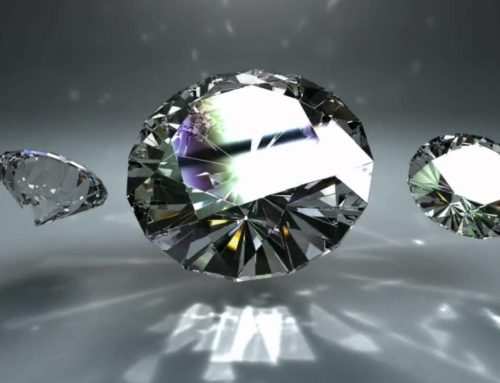 Tutorial 3D to model a Diamond