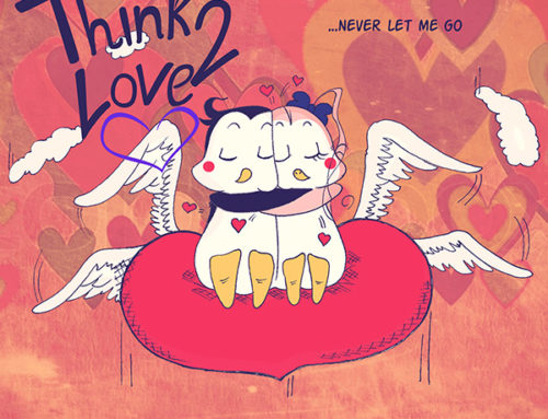 Think2Love – if only we can remember to think love!